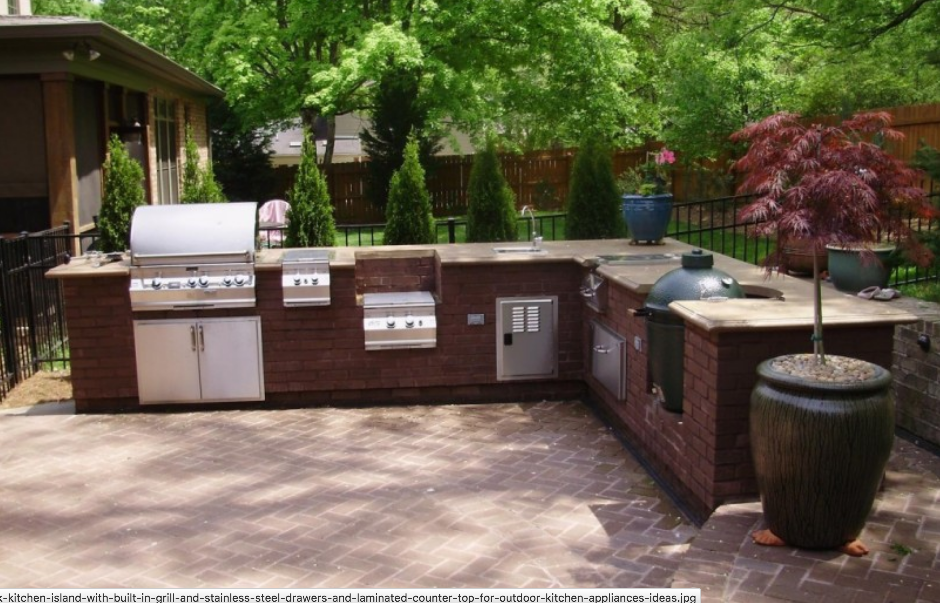 Los Angeles Outdoor Kitchens